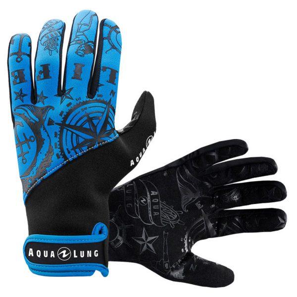 Aqua Lung Admiral III Gloves-mens