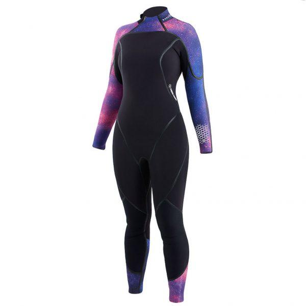 AquaFlex 3, 5 & 7mm Jumpsuit - Women's