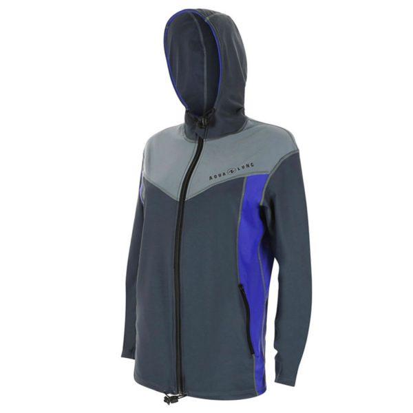Aqua Lung Jacket With Hood - Women