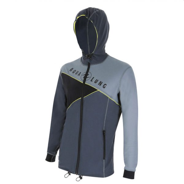 Aqua Lung Jacket With Hood - Men