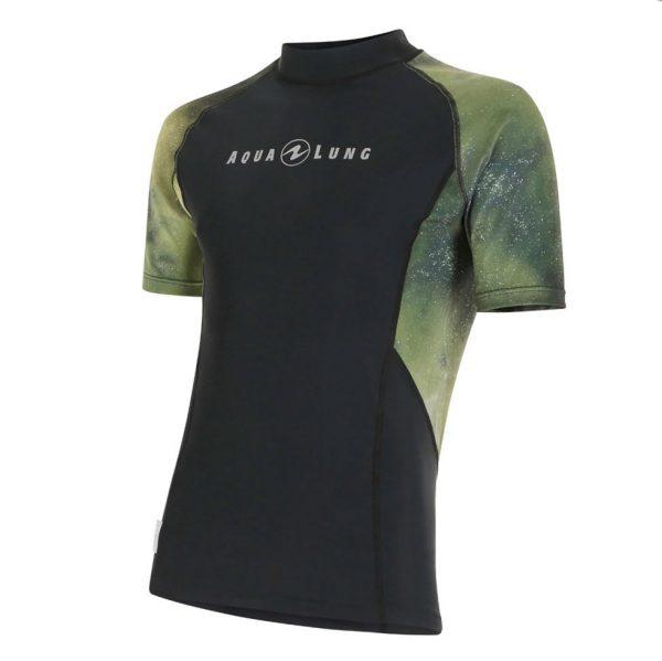 Aqua Lung Men's Rashguards Short Sleeve